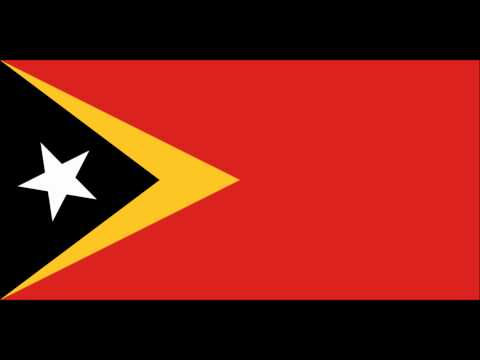 National Anthem of East Timor | Inu nasionál ba Timór Lorosa'e