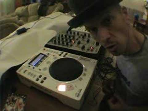 Table top CDJ, what the jog wheel is for, part 2