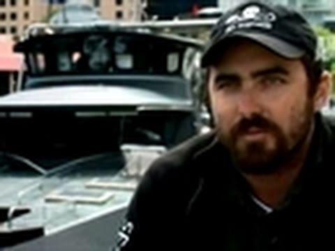 Whale Wars- Meet Lockhart Maclean