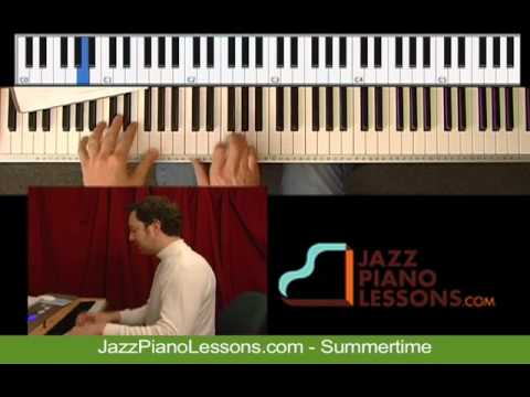 Summertime - Creating Licks Part 7