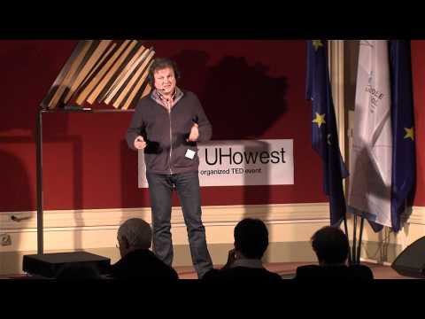 TEDxUHowest - Geert Hofman - The future of emergent collectives: from ideas to projects.