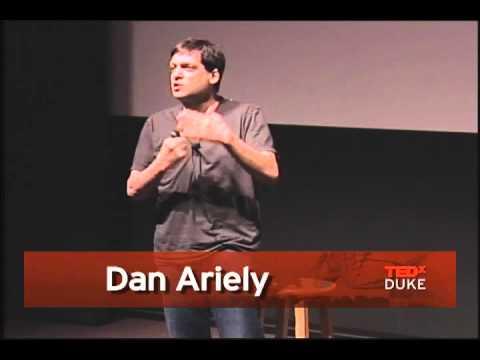 TEDx Duke- Dan Ariely on Self Control