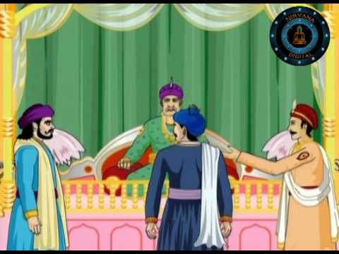 The Honest Trader In Arbar And Birbal Vol 03 English