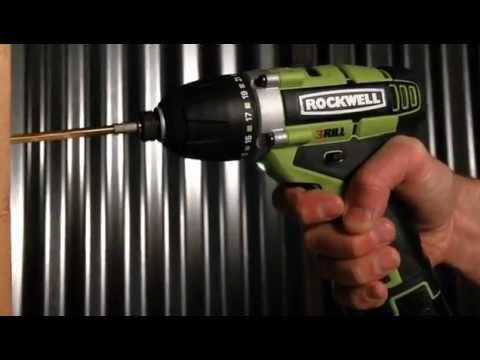 Rockwell 3RILL Drill/Driver