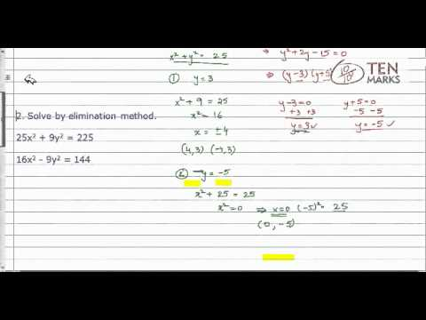 Solve a Nonlinear System of Equations