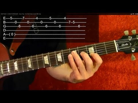 THE RAIN SONG ( Guitar Lesson ) by LED ZEPPELIN ( 2 of 3 ) Witht Tabs