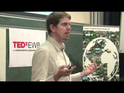 TEDxEWB - Steven Hunt - Delivery Models for Energy Access in Developing Countries