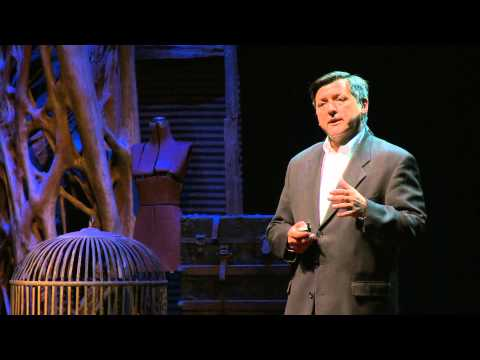 The Financially Empowered City: Jose Cisneros at TEDxPresidio