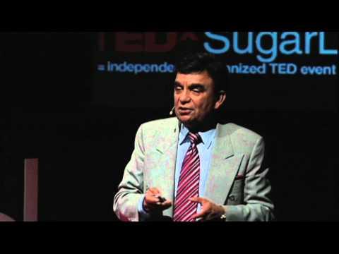 The magic of entrepreneurship: Ashok Rao at TEDxSugarLand