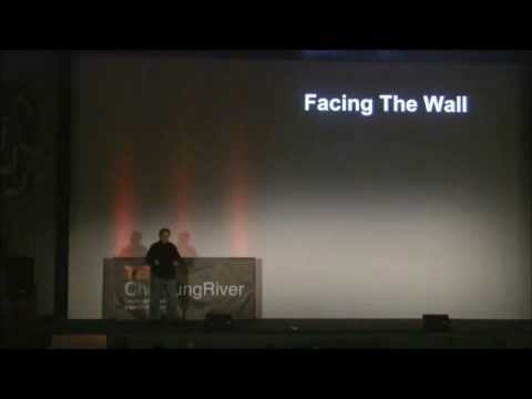 TEDxChemungRiver - Rich LaVere - Facing the Wall