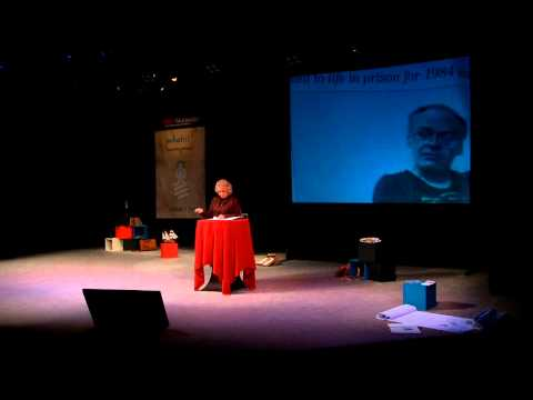 TEDxManitoba - Wilma Derksen: When Polarity in Forgiveness Happens