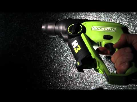 Rockwell H3 Hammer Drill