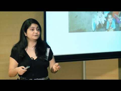 TEDxNUS -Atima Joshi: The Magic of Travelling Pencils