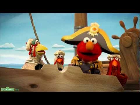 "Sesame Street: Elmo The Musical - ""Barnacle Subtraction Song"""