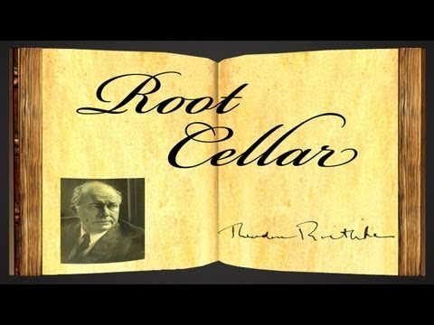Pearls Of Wisdom - Root Cellar by Theodore Roethke - Poetry Reading