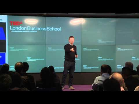 TEDxLondonBusinessSchool 2012 - Mark Johnson - What I know about life and the London rioters