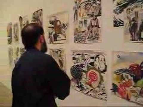 Raymond Pettibon: Here's Your Irony Back (the Big Picture) a