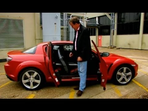 Top Gear - Mazda RX8 - BBC