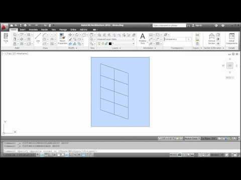 What's New in AutoCAD Architecture 2012