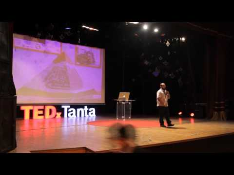 TEDxTanta - Maged Ghonima - The Trilogy For A Prosperous Egypt
