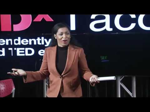 The Absurd Power of Relationship: Romanita Hairston at TEDxTacoma