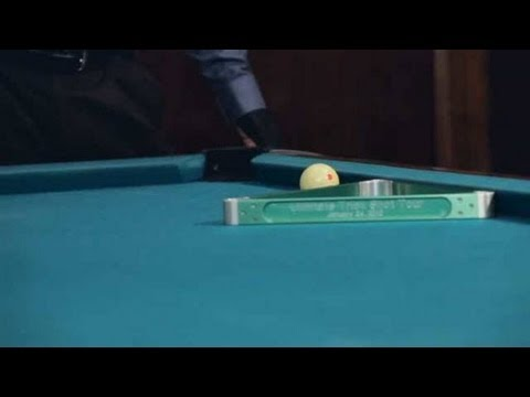 Pool Trick Shots / TV Shots: Quick In and Out