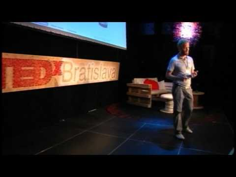"TEDxBratislava - Nicolas Roope - Don't advertise, communicate by ""things""."