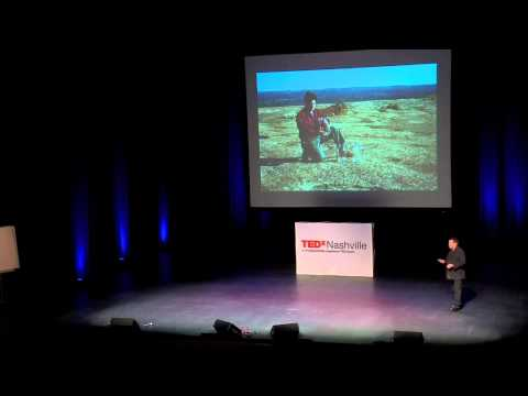 TedxNashville - Mel Zeigler - Breathe In, Breathe Out