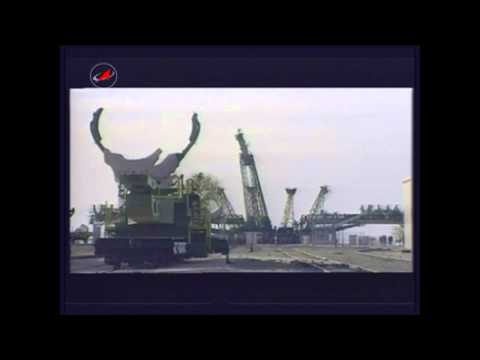 Russian Cargo Ship Launches to Space Station