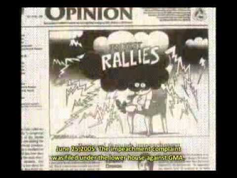 Political Stage Looking Back on the Hello Garci Scandal (Philippines)