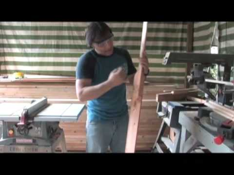 WIND TURBINE BLADE DIY how to video Part 3 HAWT Windmi