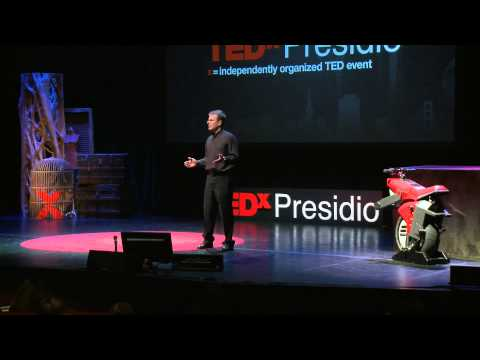 Transportation Gridlock: Chris Hoffmann at TEDxPresidio
