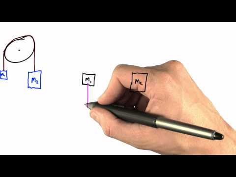 Tension - Intro to Physics - What causes motion - Udacity