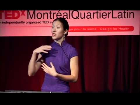 TEDxMontrealQuartierLatin - Stefanie Blain - Biosongs of people said to be silent