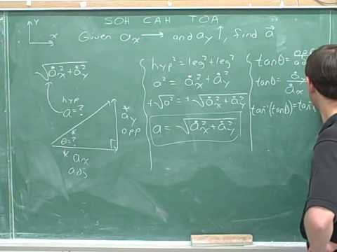 Physics: Vector components (79)