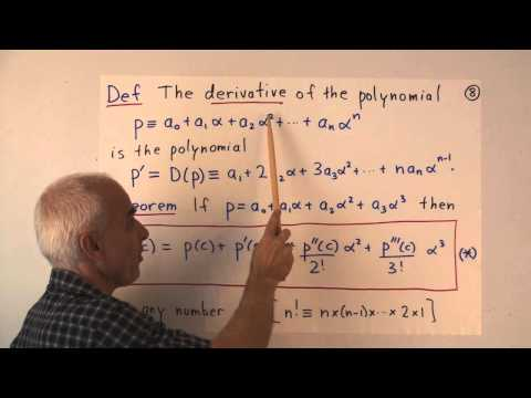 WildLinAlg20: Bases of polynomial spaces