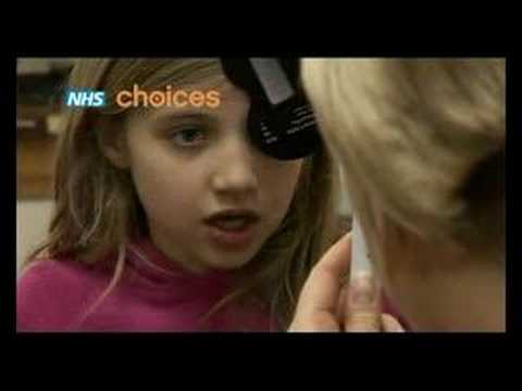 Sight tests for children
