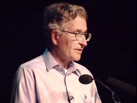 Noam Chomsky - Creating a New World Order Part 1