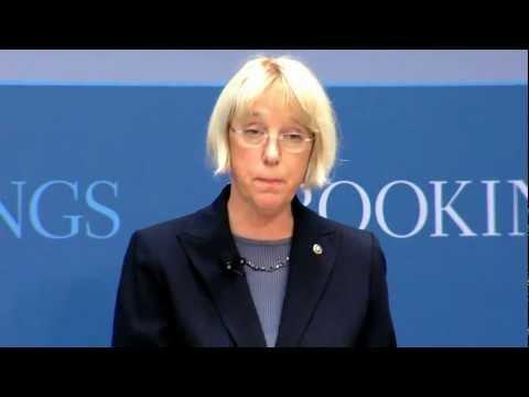 Sen. Patty Murray (D-Wash.) on Tax Cuts: The Dangers of Partisanship