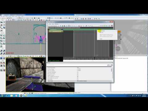 Unreal Development Kit UDK Tutorial - 60 - More on Matinee