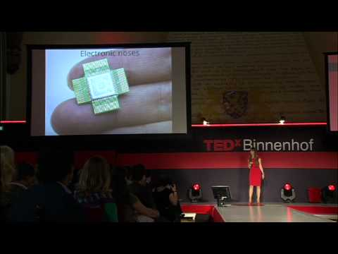 TEDxBinnenhof - Niki Fens - Breathomics: nano solutions with major impact