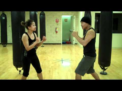 Wing Chun - Lead Jab Closing Drill