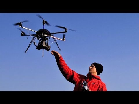 The Flying Camera