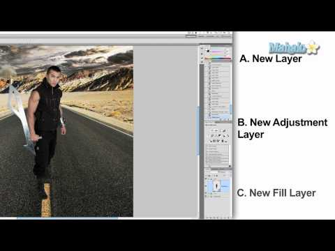 Photoshop Quiz - Making Adjustments