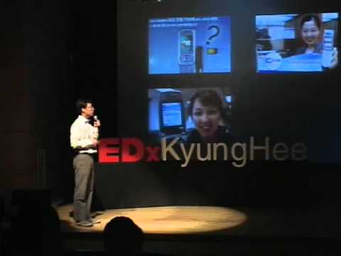 TEDxKyungHee Namgung Ju Currency, rebirth at the Boundary Between finance and communication