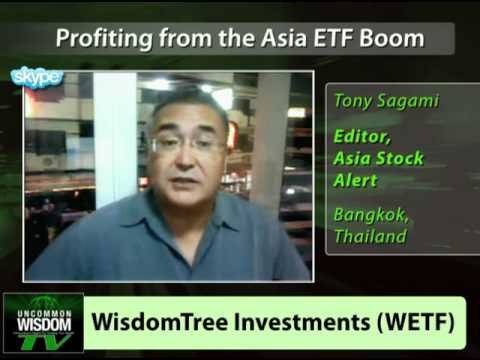 Profiting from the Asia ETF Boom