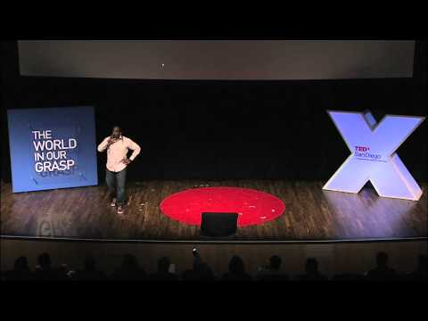 Opening Morning Performance:  Sekou Andrews at TEDxSanDiego