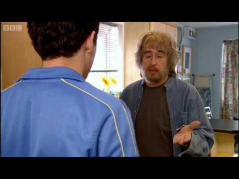Toilet Trips - Saxondale - BBC