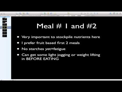 Nutrition For Fighters:fighters nutrition and diet