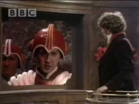 Premonition of death - Dr Who - BBC sci-fi
